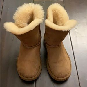 Used girls Ugg Boots, size 13
